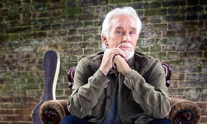"Kenny Rogers: Kenny Rogers ""The Gambler's Last Deal"" Tour on Saturday, August 20, at 8 p.m."