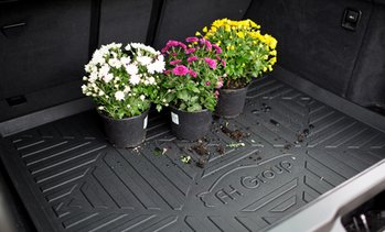 Multi-Use Weatherproof Rubber Cargo Tray Liner (Multiple Sizes)