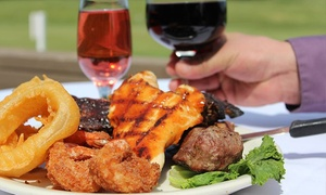 Water Tower Grille: $12 for $20 Worth of Casual American Fare at Water Tower Grille