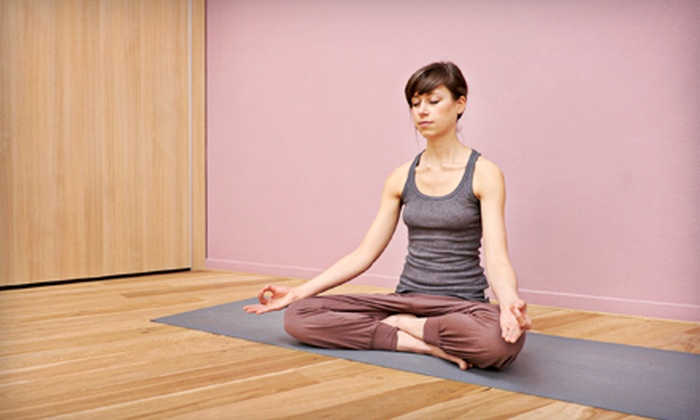 Ahimsa Yoga Studio - South Austin: 5 or 10 Classes at Ahimsa Yoga Studio in Oak Park (Up to 71% Off)