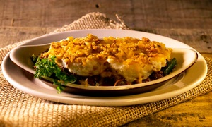 Donovan's Irish Cobbler: Irish Pub Food for Two or Four at Donovan's Irish Cobbler (Up to 45% Off)