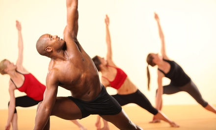 $26 for One Month of Unlimited 60- or 90-Minute Bikram Yoga Classes at Bikram Yoga Dallas ($49 Value)