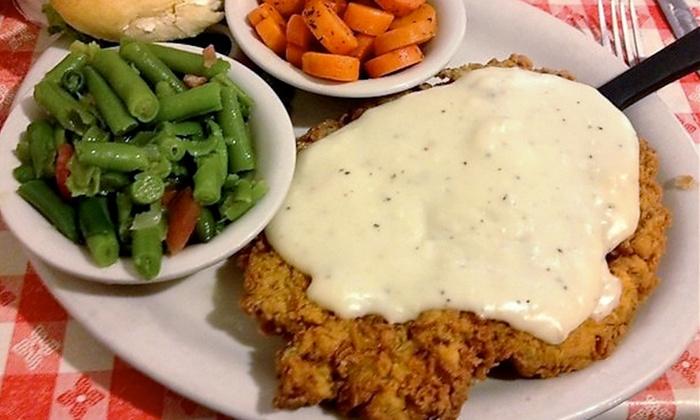 Abel's Diner - Schertz: Diner Food for Dinner at Abel's Diner (40% Off). Two Options Available.