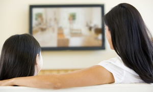 JA Assembly: $125 for a Television Wall-Mount Installation from JA Assembly ($250 Value)