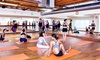 $49 for $175 Worth of Yoga at Yoga Health Center