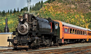 Mt. Rainier Railroad and Logging Museum: $42 for Two Standard Train Tickets with Admission to Mt. Rainier Railroad and Logging Museum ($83.46 Value)