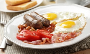 Plantation Café: Choice of Breakfast from R75 for Two at Plantation Café (Up to 48% Off)