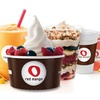 40% Off Frozen Yogurt or Smoothies at Red Mango