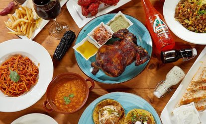 Up to AED 150 Toward Food and Drinks, or Up to Four Mains or Sandwiches with Sides at Highway 311 (Up to 52% Off)