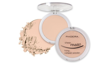 Phoera Sheer Matte Compact Powder Foundation