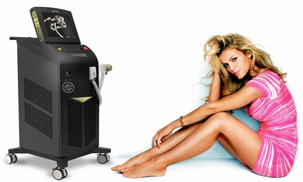 Three or Six Sessions of ICE Laser Hair Removal on Brazilian or Hollywood Area at Boutique Spa Fitzrovia (Up to 80% Off)