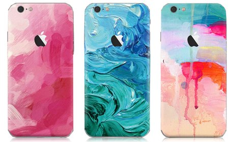 Trend Matters Graffiti Painting Case for iPhone