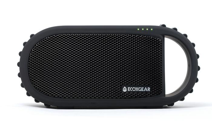 EcoXGear Bluetooth Speakers at Grace Digital Inc