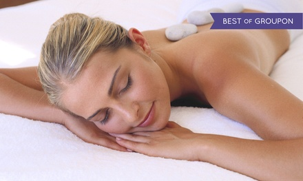 60-Minute Relaxation, Therapeutic, Hot-Stone, or Couples Massage at Regenesis Massage Therapy Clinic (52% Off)
