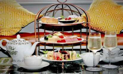 image for Traditional Afternoon Tea with Optional Prosecco, Champagne or Cocktails for Two at Paddington