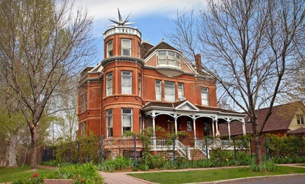 One-Night Stay for Two in a Valentine or Anniversary Suite, Valid SundayThursday - Lumber Baron Inn & Gardens in Denver