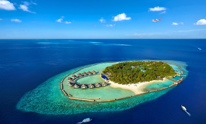 Buzz Adventures - Buzz Adventures: ✈ Maldives: 3-Night Stay with Accommodation, Transfers, Meals and Option for Flights*
