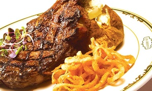E. B. Green's Steakhouse: $65 for $100 Worth of Steak and Seafood at E. B. Green's Steakhouse