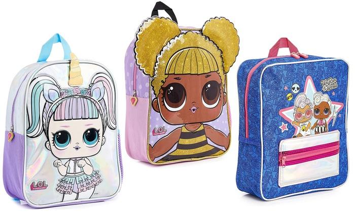 LOL Surprise Backpack for Girls