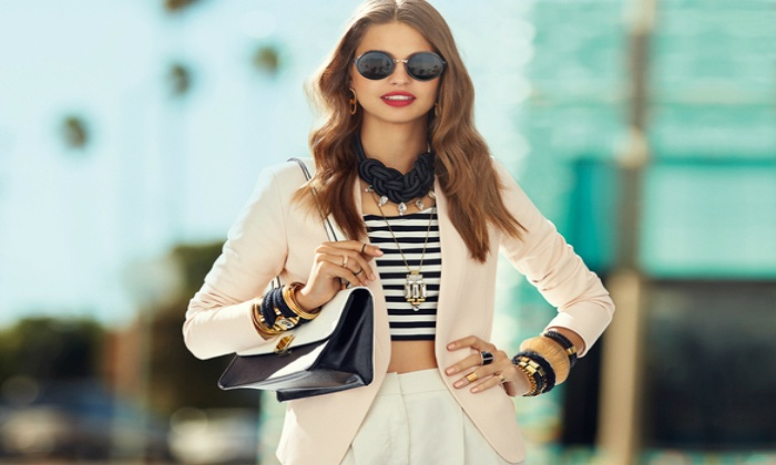 I AM - Tysons Central 123: $11 for $20 Worth of Jewelry and Accessories at I AM