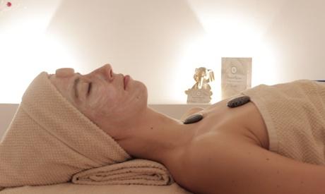 Masaje de 40 minutos a elegir
