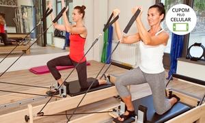 Espaço Hólus Pilates: 1, 2 ou 3 meses de aulas de pilates no Espaço Hólus Pilates – Centro