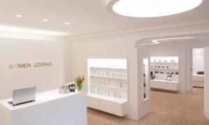 WOMEN LOUNGE Kosmetikinstitut: 1x od. 2x 60 Min. Mikrodermabrasion mit Reviderm-System im WOMEN LOUNGE Kosmetikinstitut (bis zu 64% sparen*)