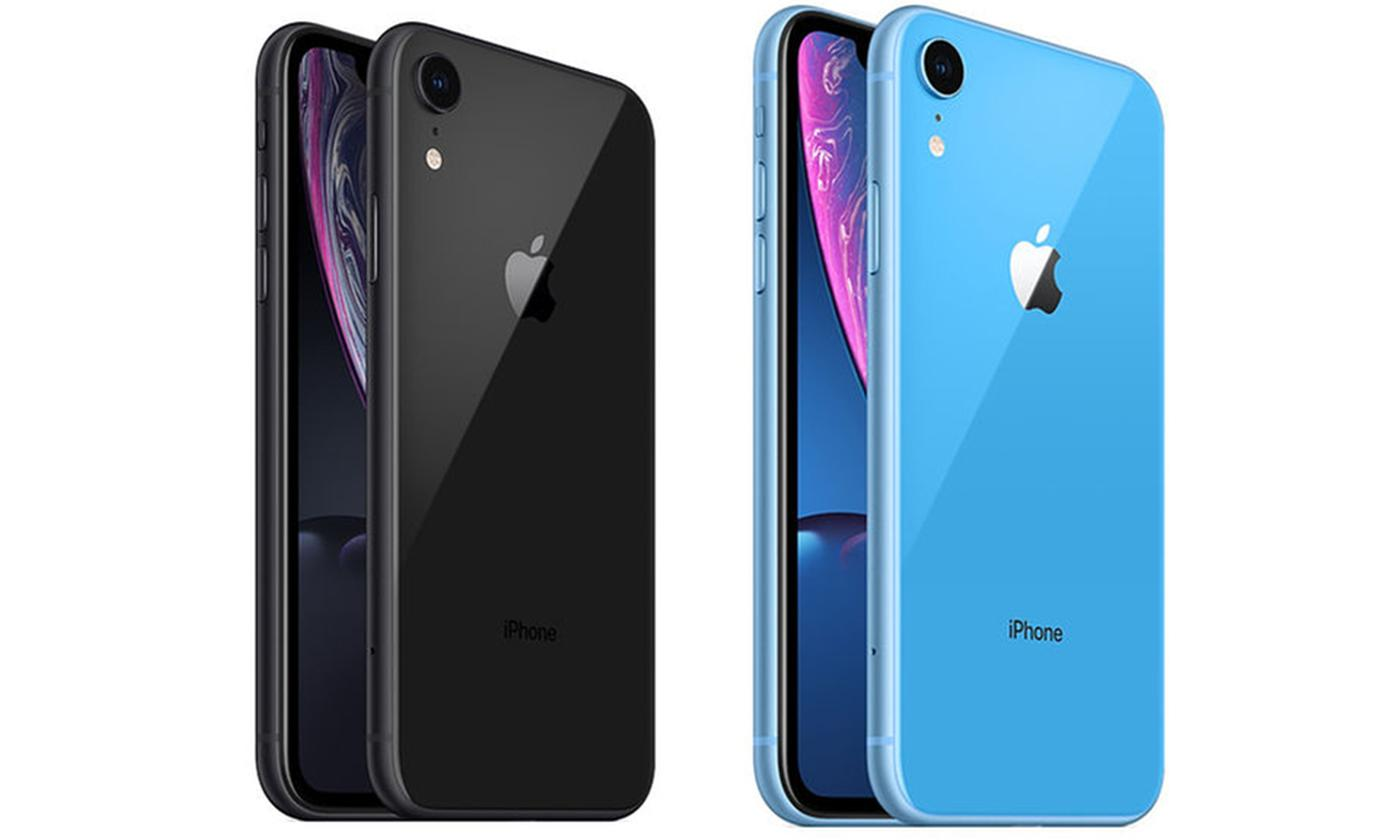 Apple iPhone XR 128GB on 24-Month EE Contract (£38/Month) with 50GB Data With Free Delivery