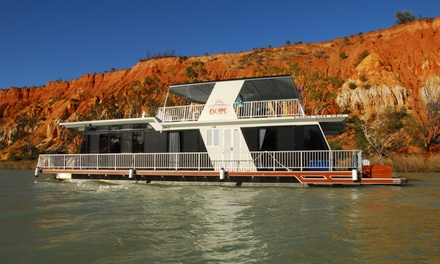 Murray River, Renmark: Five- or Seven-Night Houseboat Stay for Up to Eight People with Houseboat Escape