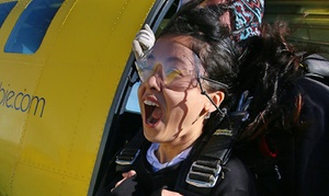 Sky Diving Nagambie: From $239 For A Tandem Skydive at Award-Winning Skydive Nagambie