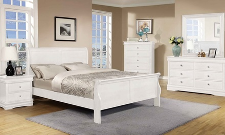 Horizon Bedroom Furniture White