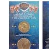 Never-Released 2004 Sacagawea Dollar and JFK Half-Dollar Coin Set