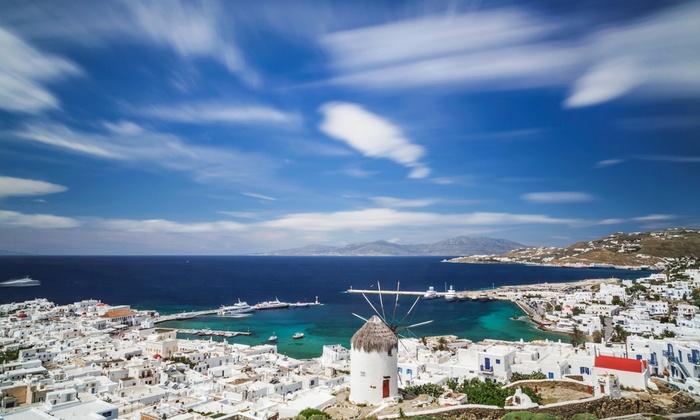 16 Days Trip To Greece Groupon Getaways