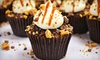 Cupcake Caramel by Sweets Bakeshop - Multiple Locations: $7 for $15 Worth of Cupcakes at Cupcake Caramel by Sweets Bakeshop