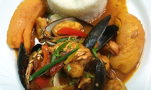 La Costena: Peruvian Food for Two or Four at La Costena (40% Off)