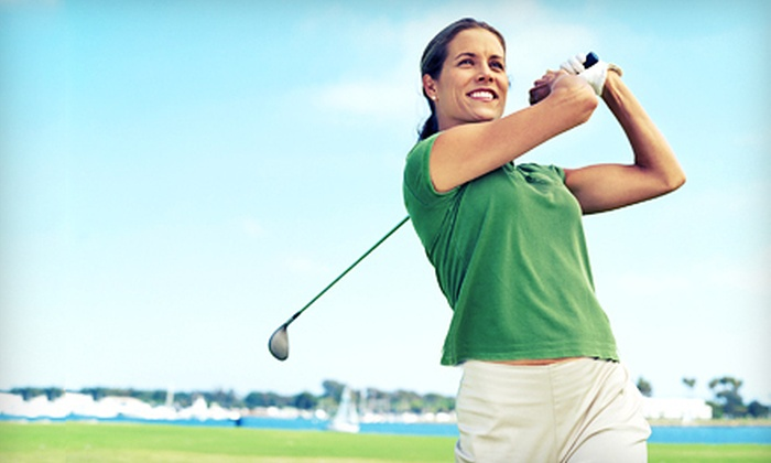 Double D Golf - Moorpark: $49 for a 60-Minute Private Golf Lesson with PGA Professional Dennis Dawson at Double D Golf in Moorpark ($100 Value)