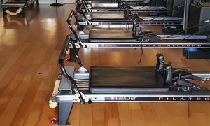 Pilates South Bay: 5 or 10 Pilates Reformer Classes with Two Jump-Board Classes at Pilates South Bay (Up to 79% Off)