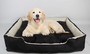 Panier imperméable pour chien
