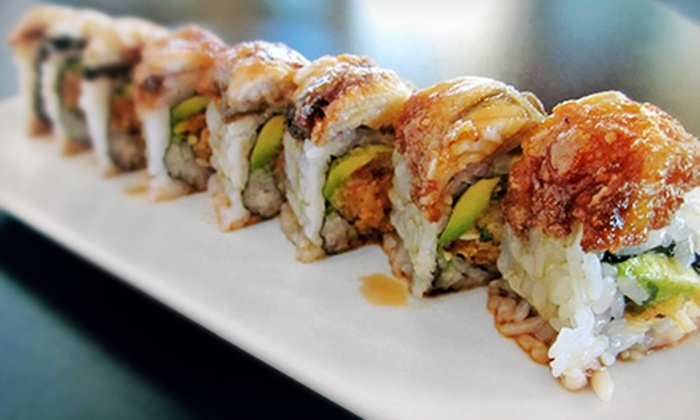 808 Sushi - Enterprise: $20 for $40 Worth of Sushi and Japanese Cuisine at 808 Sushi