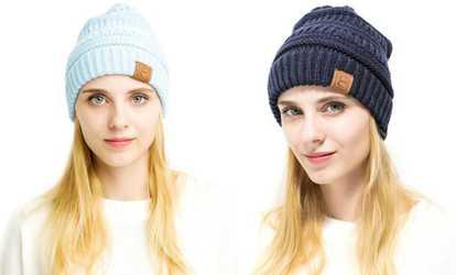 Shop Groupon CC Chic Winter Beanie fa0247e61