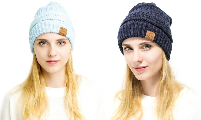 Up To 73% Off on CC Chic Winter Beanie  1ee03063f21