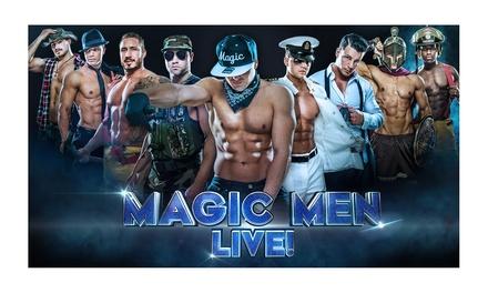 Magic Men Live! on Sunday, September 24 at 8 p.m.