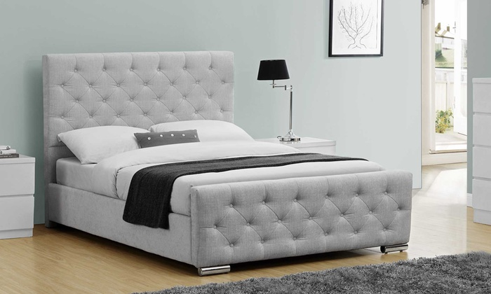 Buckingham Bed Groupon Goods