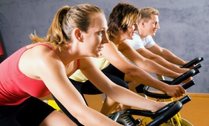 55% Off Fitness Studio at Apex Fitness, plus 6.0% Cash Back from Ebates.