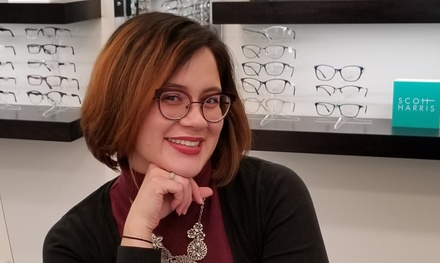 $63 for Routine Eye Exam with $150 Toward Pair of Glasses at InFocus Family Eyecare ($285 Value)