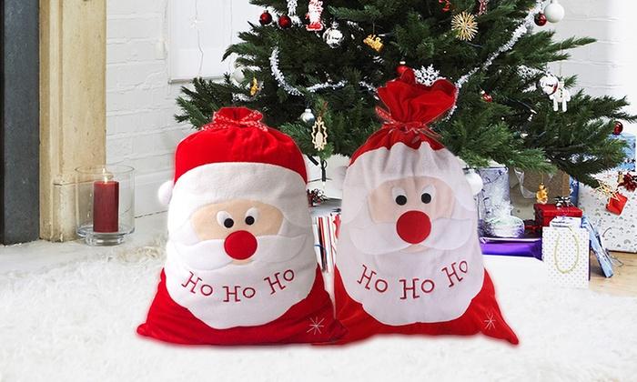 Weihnachtsgeschenke Sack.Weihnachtsgeschenk Sack Groupon Goods