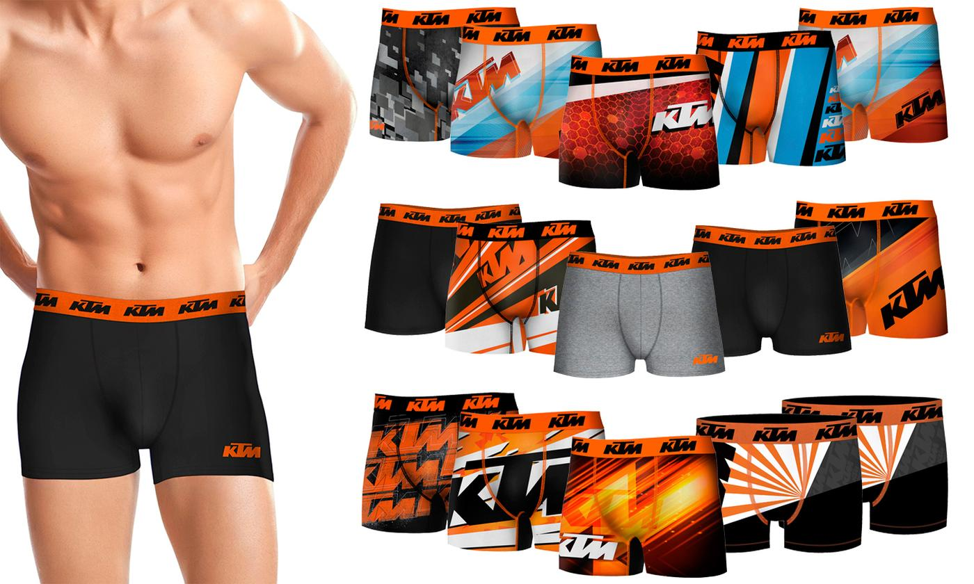 Pack of 15 KTM Surprise Boxers With Free Delivery