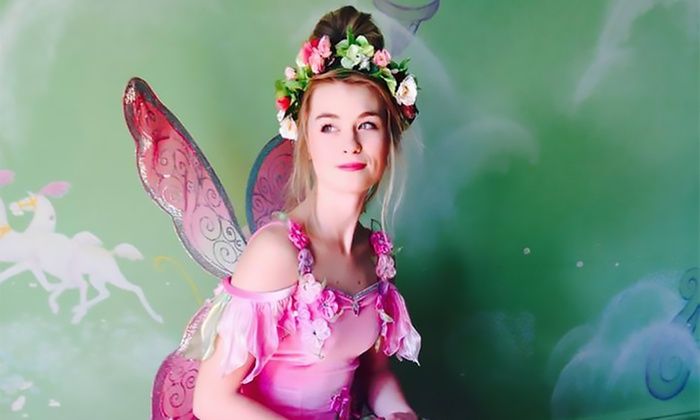 The Fairy Shop - Ponsonby: Fairy Play-Date Package: One ($18), Two ($35) or Three ($52) Children and Adults at The Fairy Shop (Up to $89.70 Value)