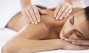Massorev: 60-Minute Massage for One or Two at Massorev (Up to 54% Off)