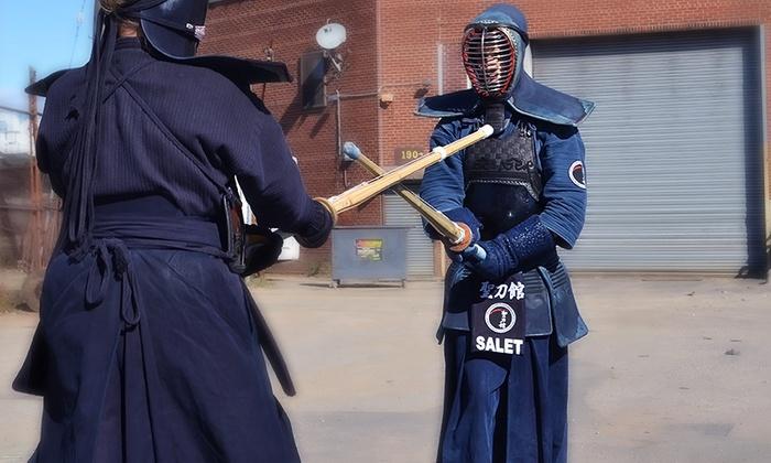 Samurai Sword Class NYC